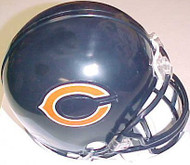 Chicago Bears Riddell NFL Replica 6-Pack Mini Helmet Set