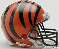Cincinnati Bengals Riddell NFL Replica 6-Pack Mini Helmet Set
