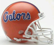 Florida Gators Riddell NCAA College Replica 6-Pack Mini Helmet Set