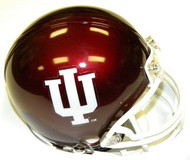 Indiana Hoosiers Riddell NCAA College Replica 6-Pack Mini Helmet Set 2011