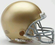 Notre Dame Fighting Irish Riddell NCAA College Replica 6-Pack Mini Helmet Set