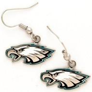 Philadelphia Eagles Wincraft Sports Hanging NFL Team Logo Earrings