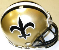 New Orleans Saints 1976-1999 Riddell NFL Replica Throwback Mini Helmet
