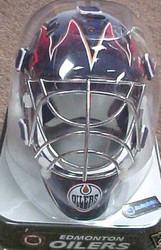Edmonton Oilers NHL Franklin Goalie Mini Mask