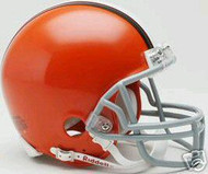 Cleveland Browns 2006-2014 Riddell NFL Throwback Replica Mini Helmet - Case of 24 Helmets