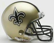 New Orleans Saints Riddell NFL Replica Mini Helmet - Case of 24 Helmets