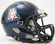Arizona Wildcats BLUE Riddell NCAA Replica Revolution SPEED Mini Helmet