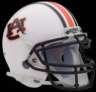 Auburn Tigers Schutt NCAA College Football Authentic Team Mini Helmet