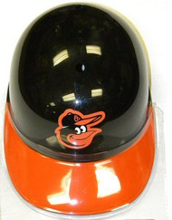 Baltimore Orioles Rawlings Souvenir Full Size Batting Helmet Bird Head Logo