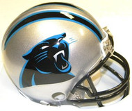 Carolina Panthers Riddell NFL Replica Mini Helmet