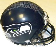 Seattle Seahawks Riddell NFL Replica Mini Helmet with HYDROFX Decal