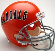 Cincinnati Bengals 1968-1979 Riddell NFL Deluxe Throwback Full Size Helmet
