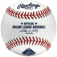 Colorado Rockies 2013 20th Anniversary Rawlings Official MLB Game Major League Baseball