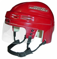 Carolina Hurricanes Red NHL Player Mini Hockey Helmet