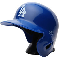 "Los Angeles Dodgers Rawlings ""On Field"" Mini replica batting helmet"