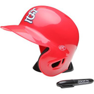"St. Louis Cardinals Rawlings ""On Field"" Mini replica batting helmet"