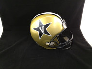 Vanderbilt Commodores Gold Riddell NCAA Collegiate Deluxe Replica Full Size Helmet