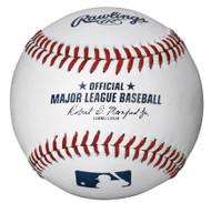 Rawlings Official MLB Game Major League Baseball ROB MANFRED Commissioner. 1 Single Baseball