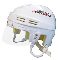 Carolina Hurricanes White NHL Player Mini Hockey Helmet