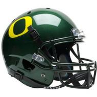 Oregon Ducks Green Schutt NCAA College Football Team Full Size Replica XP Helmet
