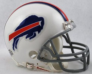 Buffalo Bills NFL Team Logo Riddell 3-Pack Mini Helmet Set