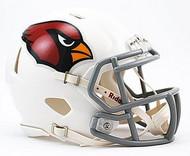 Arizona Cardinals NFL Team Logo Riddell 6-Pack Revolution SPEED Mini Helmet Set