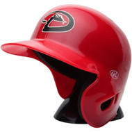 "Arizona Diamondbacks Rawlings ""On Field"" Mini replica batting helmet"