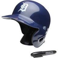 "Detroit Tigers Rawlings ""On Field"" Mini replica batting helmet"