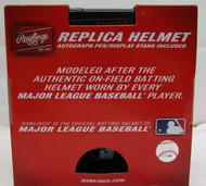 "Chicago White Sox Rawlings ""On Field"" Mini replica batting helmet"