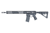 Lefty UDR-15 3G Style 2 Skeletonized Complete Rifle