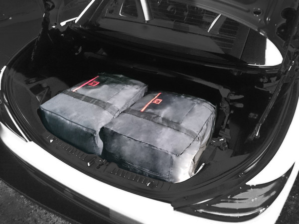 Mercedes-Benz SLK Luggage Bags ( R172 2012+)