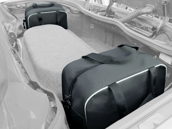 Saturn Sky Luggage Bags 5-Piece Complete Set