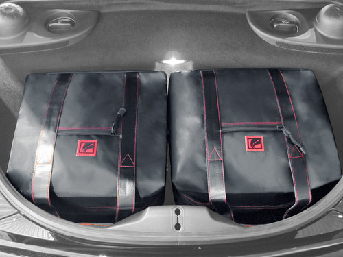 2016 Porsche Cayman S Review >> Porsche Boxster / Cayman Luggage Bags (2012+) - Roadtrip Luggage