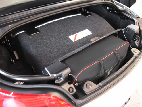 Bmw Z4 Luggage Bags E89 2010 Present Roadtrip Luggage