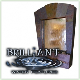 Brilliant Water Features