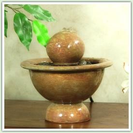 Clay Artisan Ceramic Fountains