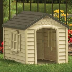 Plastic Dog Houses