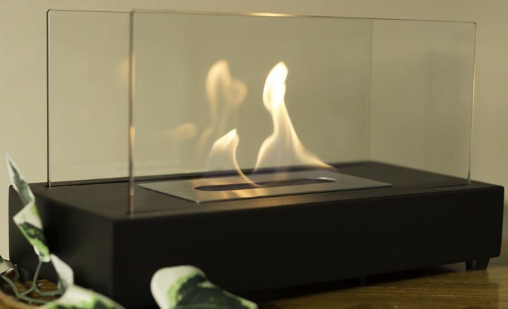 El Fuego Bio Ethanol Tabletop Fireplace