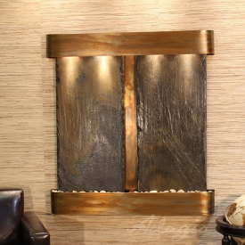 Copper Wall Fountains