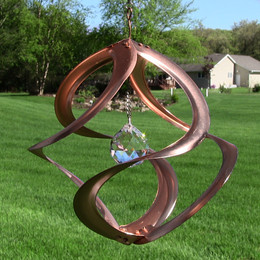 Single Crystal Wind Spinner