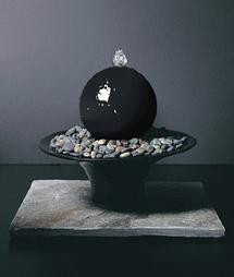 Gentle Presence Tabletop Fountain - Small #1021