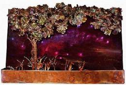 Galaxy Tree Wall Fountain
