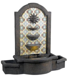 Kenroy Home Cascada Outdoor Floor Fountain