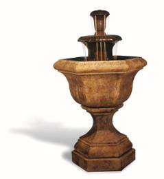 Cast Stone Tiered Kensington Fountain by Henri Studio