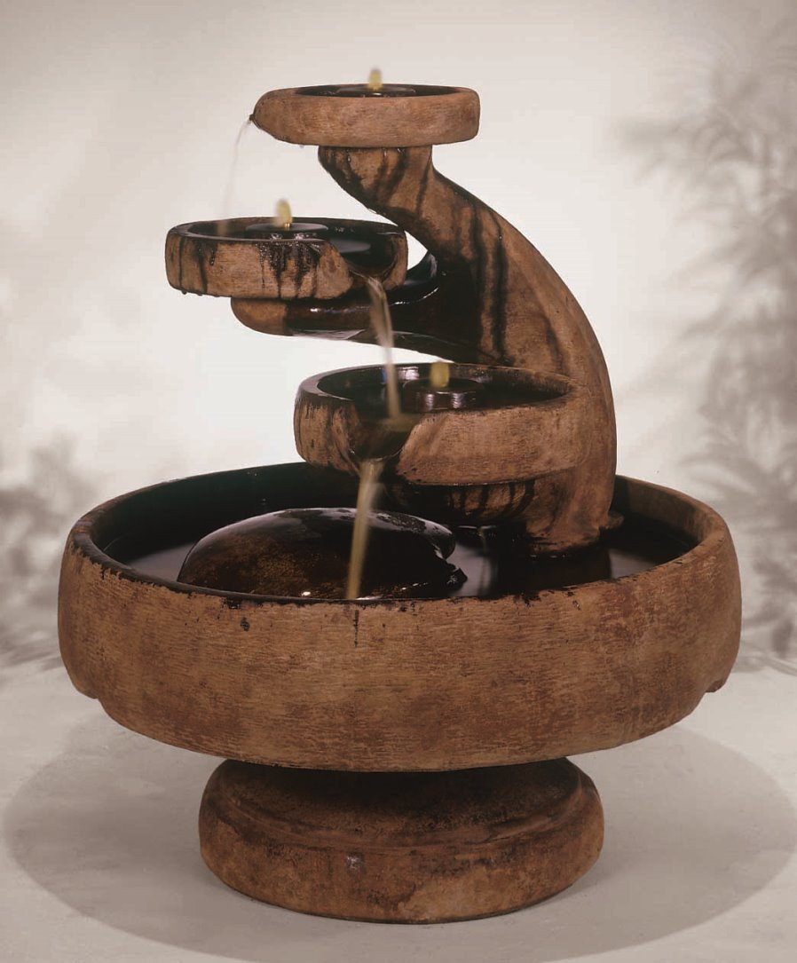 Henri Studios Mill Tier Fountain Picture 15