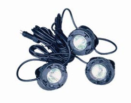 Submersible LED Three Light Kit