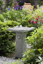 Bjorn Fountain/Birdbath by Campania International