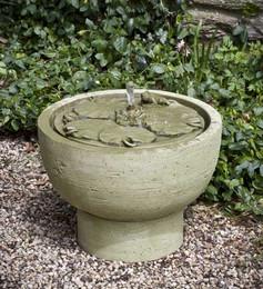 Campania International Lily Pond Fountain (2 pc)