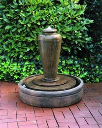 Bisbalos Garden Fountain by Campania International
