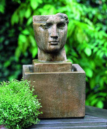 Cara Classica Outdoor Fountain by Campania International